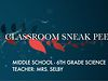 FPE Sneak Peek - Middle School - 6th Grade Science