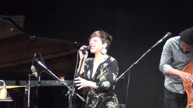 Gretchen Parlato Quartet @Teatro Petrella - Circling -