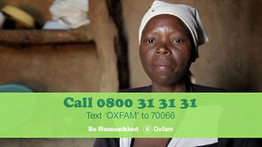 OXFAM See for Yourself campaign launches