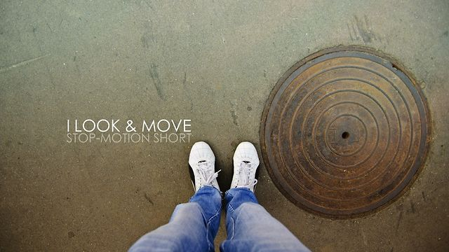 I LOOK &amp; MOVE