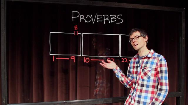 Bible in Five: Proverbs | Blackhawk Church