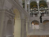 US Library of Congress 3d Model and 3d Animation