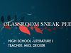 FPE Sneak Peek - High School - Literature I