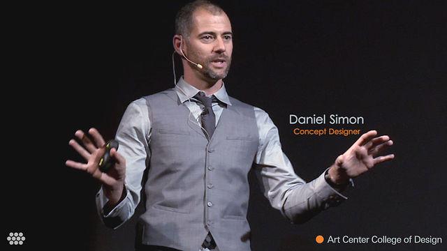 Designer Daniel Simon | Art Center Talk