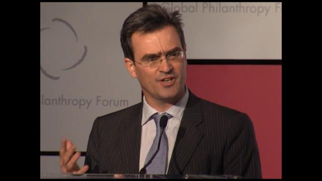 Richard Blewitt, CEO, HelpAge International