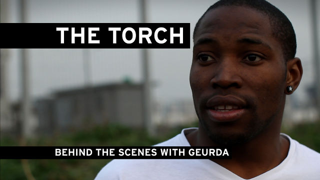 BEHIND THE SCENES WITH GEURDA