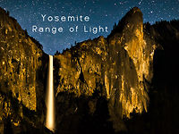 Yosemite Range of Light