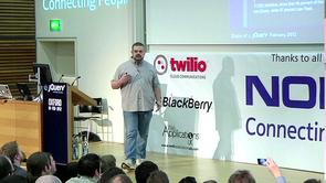jQuery UK 2012 - The State of the jQuery Project - Ralph Whitbeck