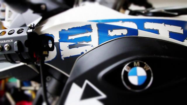 Touratech BMW Sertao Bike Build