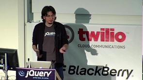 jQuery UK 2012 - Pitfalls and Opportunities of Single-page Applications - J&#246;rn Zaefferer