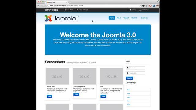module site de rencontre joomla