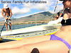 The Naish Air Series: Family Fun Inflatables