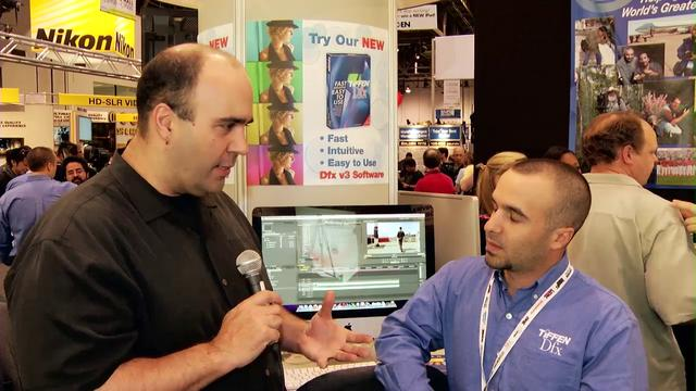 ProVideo Coalition - Tiffen Digital Filters - NAB 2012