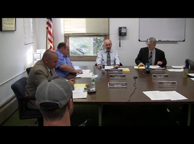 Farmington Selectmen's Meeting - 4/24/12