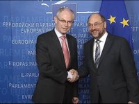Meeting with the President of the European Parliament, Martin SCHULZ