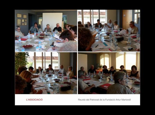 Memòria 2011 en imatges de l'Associació de Mestres Rosa Sensat