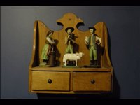 When Wooden Sheep &amp; Penguins Dance @ [4culture e4c gallery, seattle]