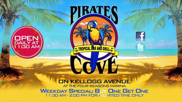 Pirate's Cove Tropical Bar and Grill - Cincinnati