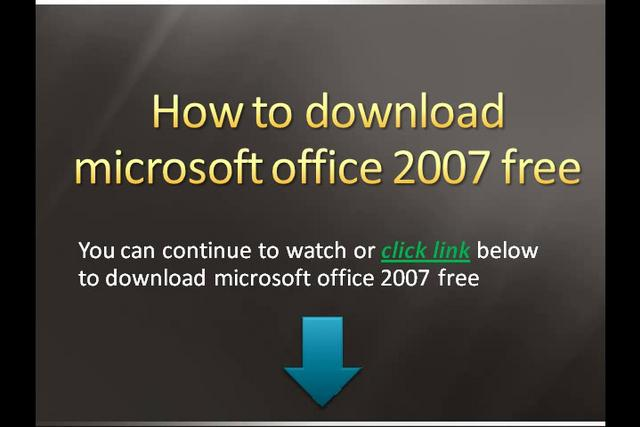 Office 2007 | Download Office 2007 | Microsoft Office