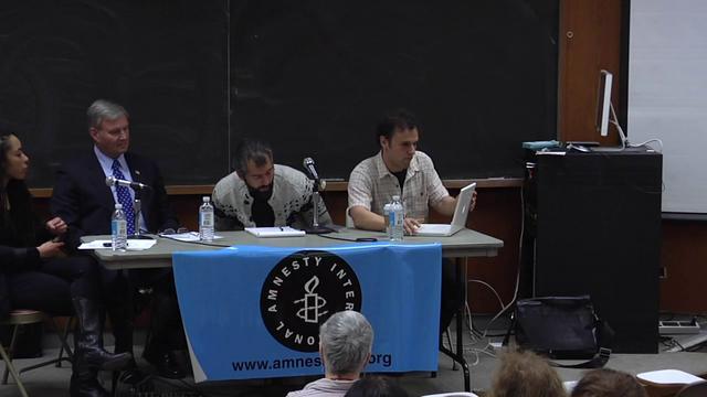 Close Guantanamo! NYC Forum