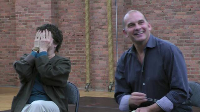 Pascal Rioult and Joan Tower in Conversation
