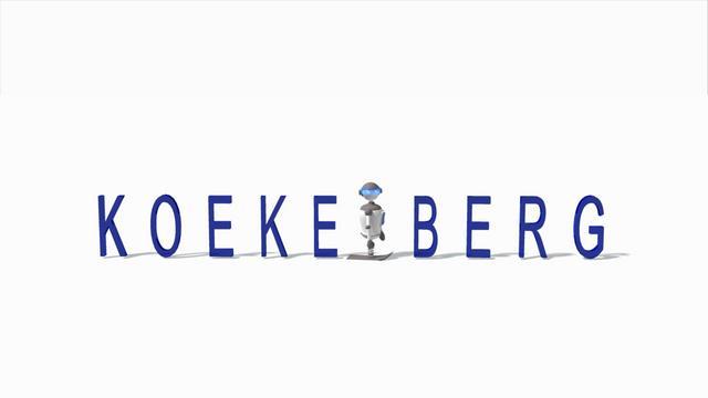 Animation koekelberg pixar logo parody