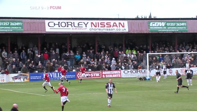 Chorley 0 - 2 FC United [NPL Play-off Semi Final 28/04/2012]