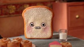 Ćaknuti tost i naivni rakun