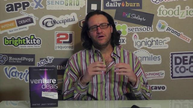 Brad Feld on Term Sheets – Vesting