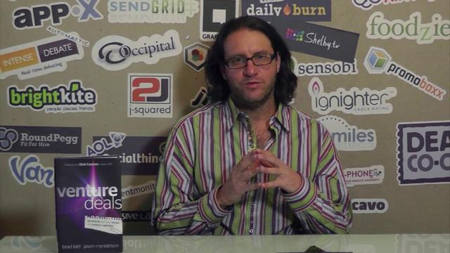 Brad Feld on Term Sheets – Employee Pool