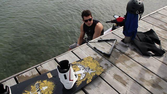 Elliot Drury - 2012 Triple S Wild Card