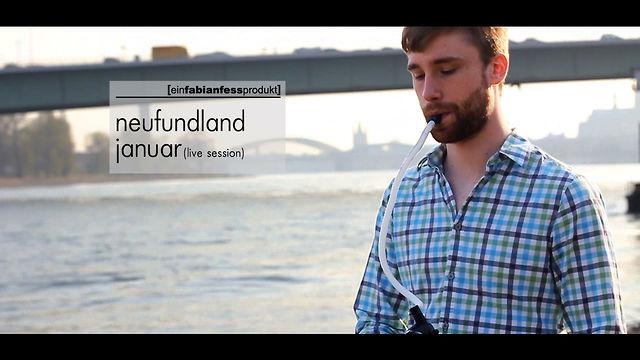 neufundland // januar (live session)