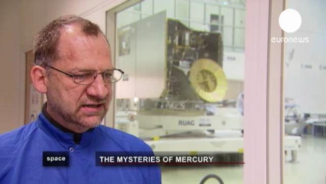 Los misterios de Mercurio