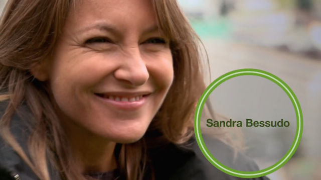 4 - Sandra: Advisor to the President / Mountain Climber