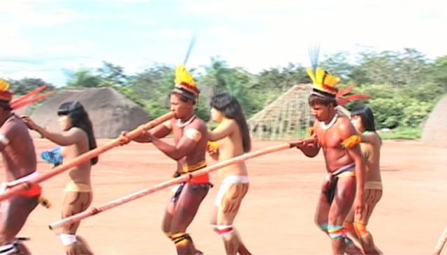 Heart of Brazil: People of the Xingu