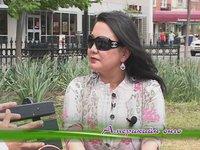"""""""Америкийн өнгө"""" ТВ нэвтрүүлэг, Ц.Бямбасүрэн, Вашингтон хот (2012-05-01)"""