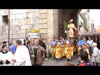 San Silviano 2012 - The procession of Saint Silvianus in Terracina, Italy