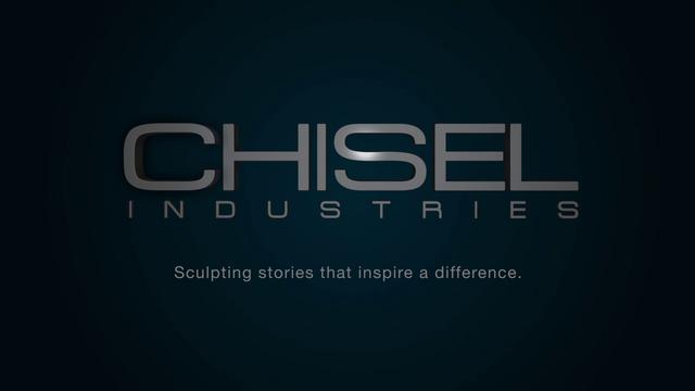 Chisel Animated logo