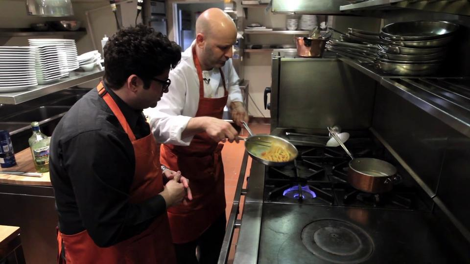 Hanging with Harris &#8211; Chef Marc Vetri