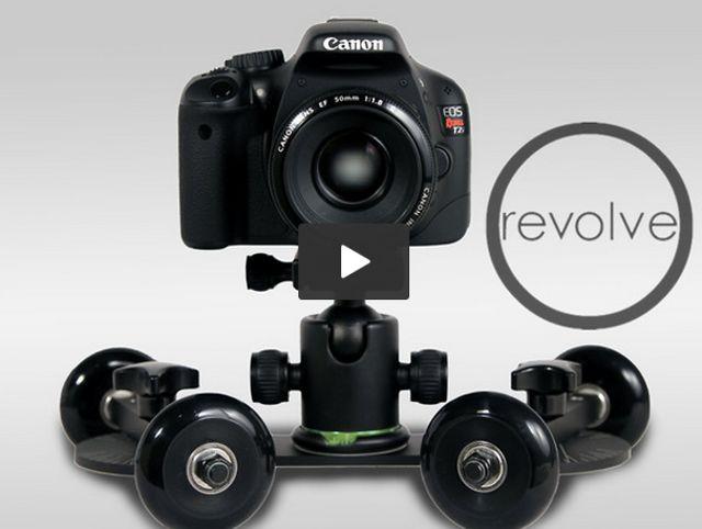 Revolve: Kickstarter