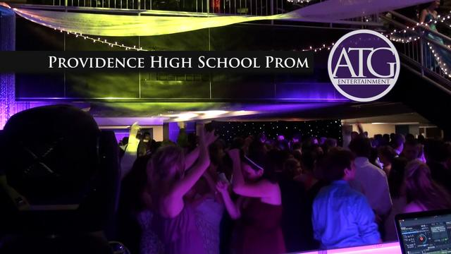 Charlotte NC DJ Rocks The Providence High School Prom