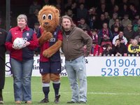 YORK CITY ARE MAGIC! (with Richard Herring)