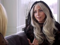 Episode 2: Lady GaGa, Leslie Bennetts, Portia de Rossi, Rita Wilson
