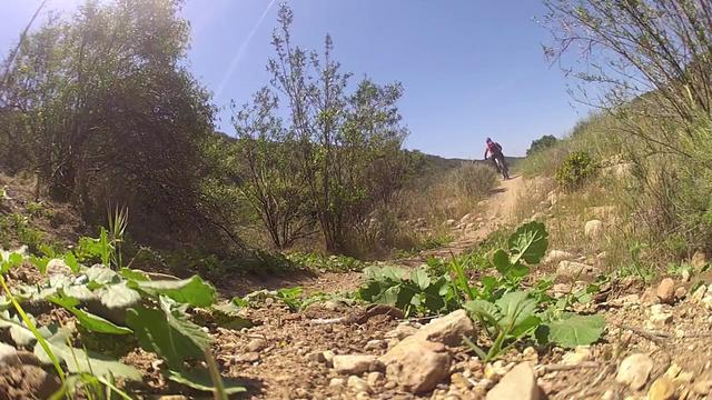 MTB Adventure - Tapia on 4/28/12  - 