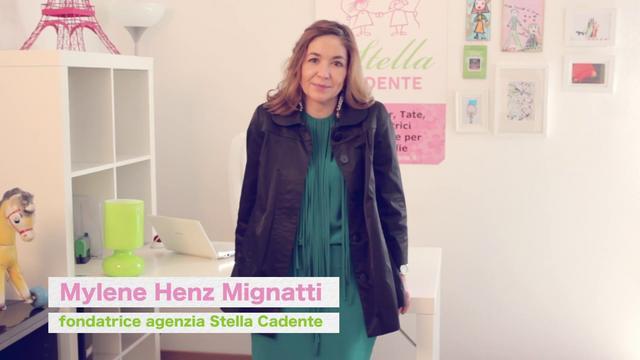Stella Cadente: ricerca di personale di assistenza alle famiglie: babysitter, tata, colf, puericultrice, doula, domestici