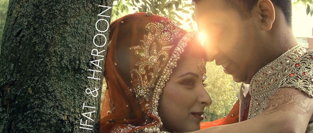 WEDDING HIGHLIGHTS//INTRO - IFAT & HAROON