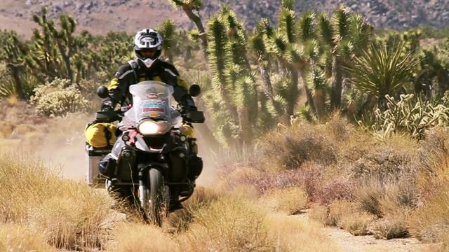 Moto Americana: Deserts Extended Trailer