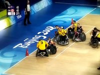 Wheelchair Rugby 101
