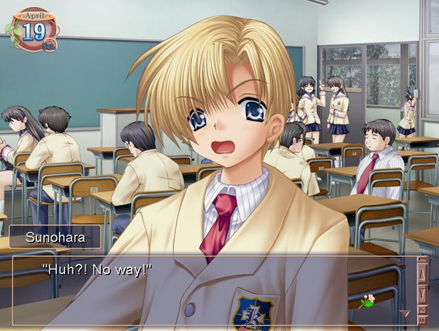 Clannad Visual Novel Pc