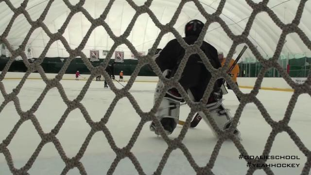 Elite Goaltending Camp Trailer